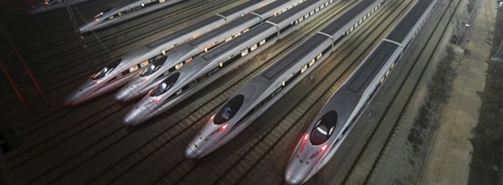 China flags off 1st goods train to London