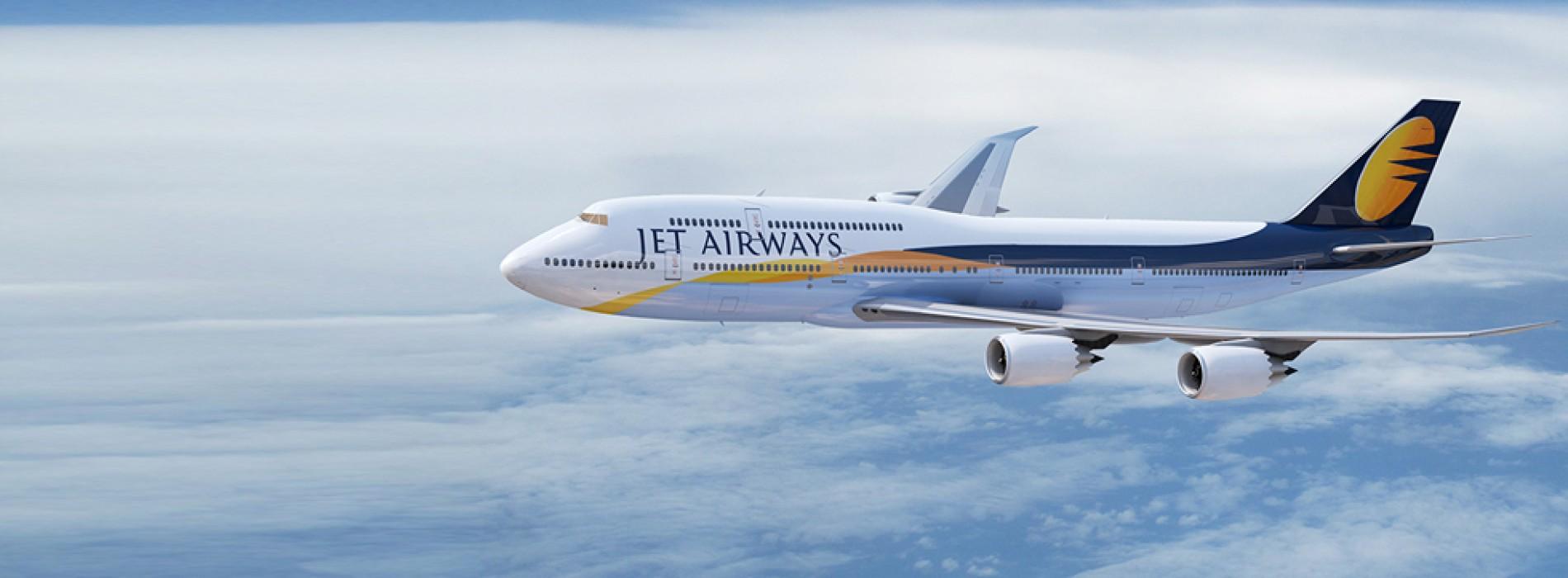 Jet Airways goes wide on series of routes