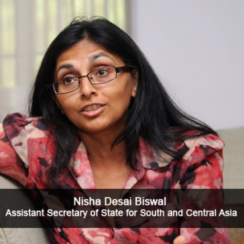 US diplomat Nisha Desai Biswal to visit India for talks