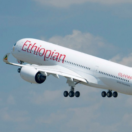 Ethiopian to link Chengdu with Africa