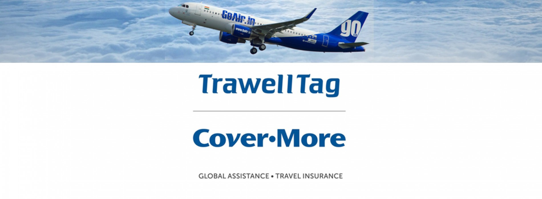 TrawellTag Cover-More and GoAir announce Travel Assistance and Insurance Partnership
