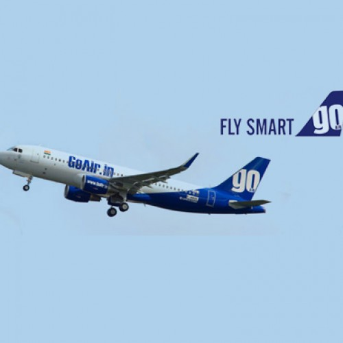 India's GoAir takes off with huge aircraft order