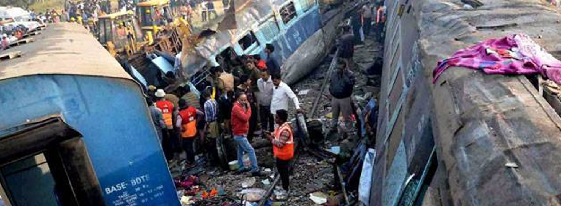 Pakistan's link unearthed in Kanpur train accident that killed more than 140 passengers, 3 arrested