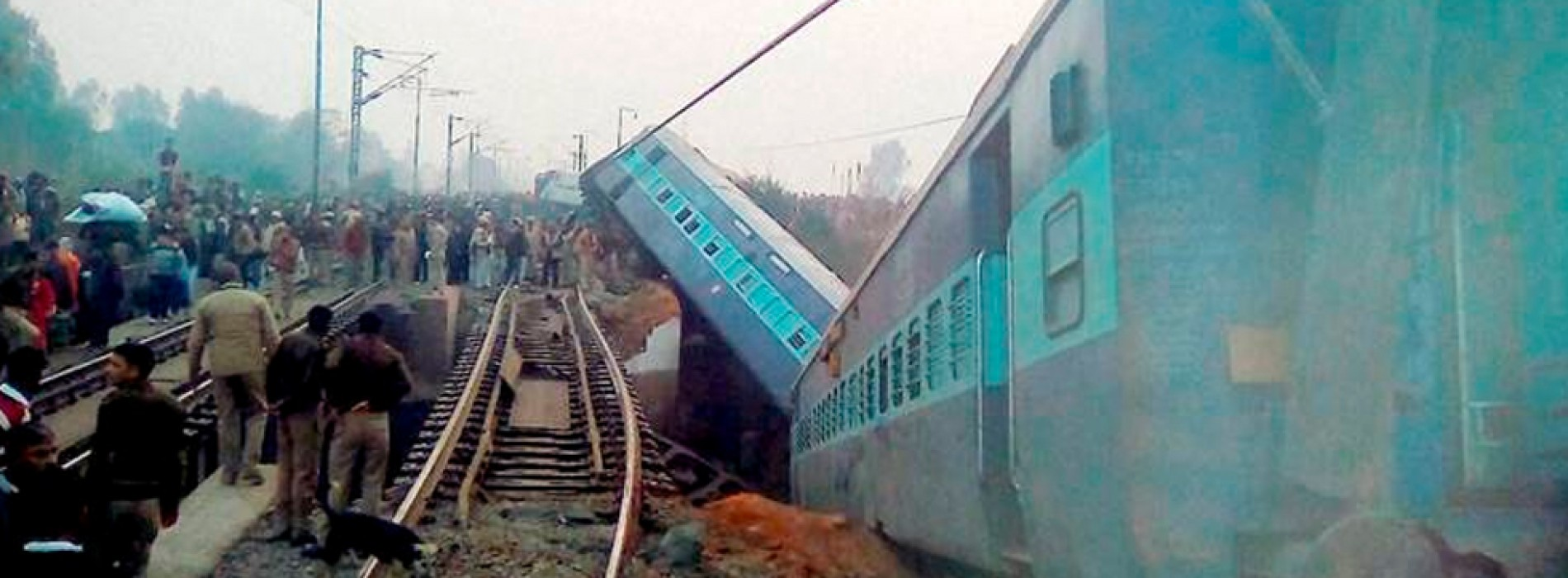 Villagers avert major train accident in West Bengal