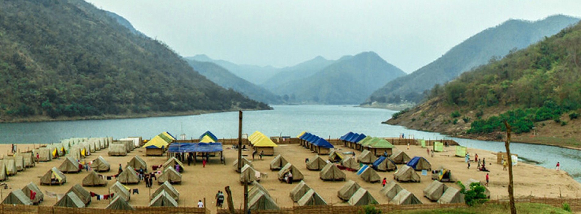 Tourists throng Papi Hills before Polavaram consumes it