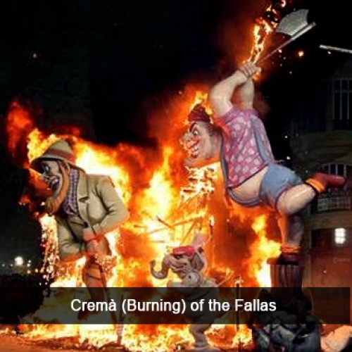 Las Fallas of Valencia declared as Intangible Cultural Heritage by UNESCO