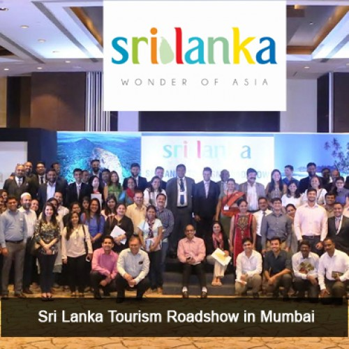 Sri Lanka Tourism Promotion Bureau conducts roadshow in Mumbai