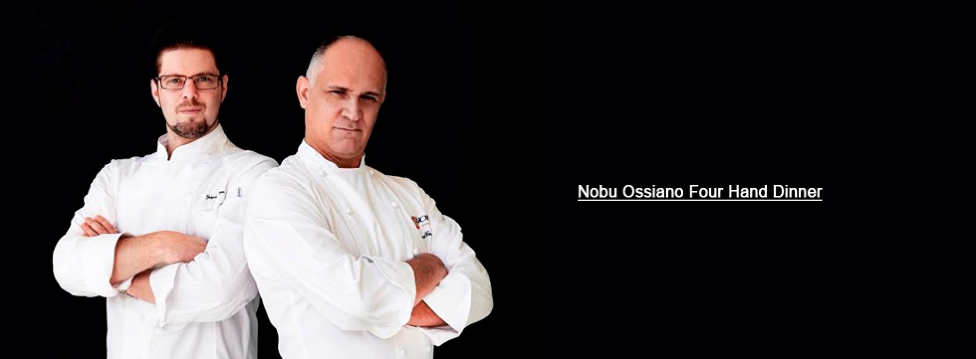 Ossiano joins forces with Nobu for an exclusive 'Four Hands' Dining Experience at Atlantis, The Palm