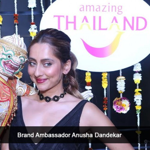 Amazing Thailand hosts a press meet with TAT Deputy Governor and brand ambassador Anusha Dandekar