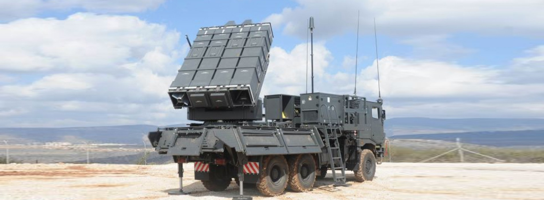 India prepares Israeli SPYDER air defence missile system for Pakistan border