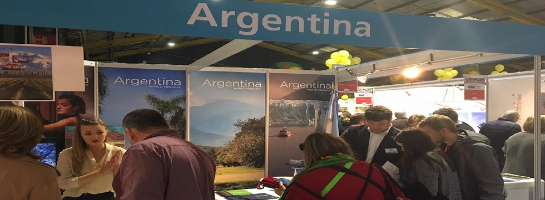 Outstanding presence of Argentina in Ireland