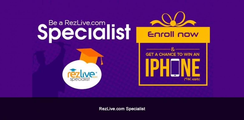RezLive.com Specialist