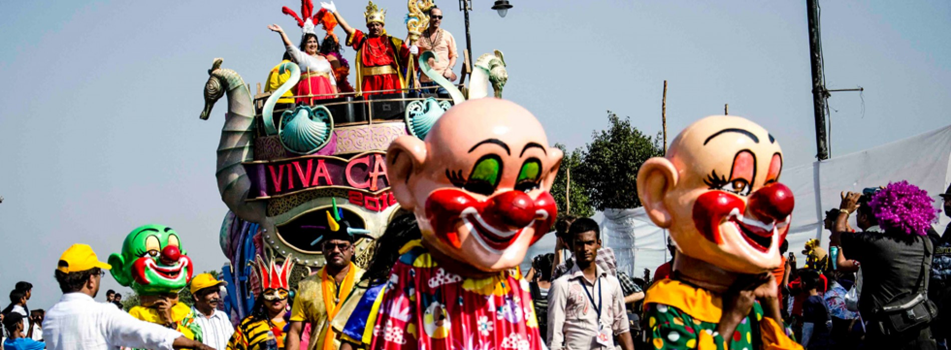 Goa Carnival 2017 from February 25-28