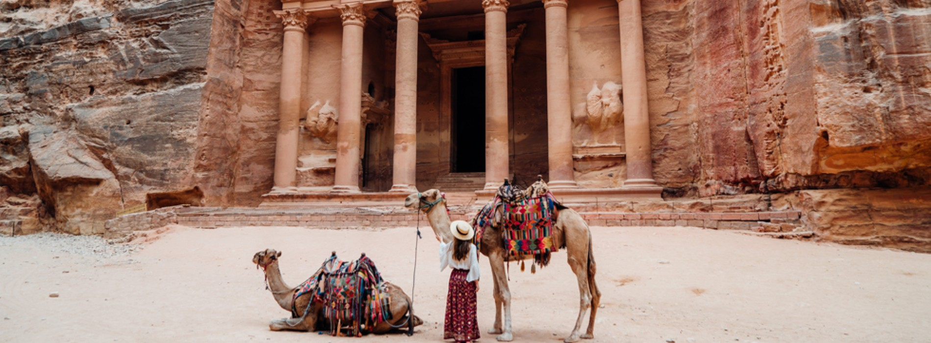 Jordan is and will remain one of the safest destinations to visit