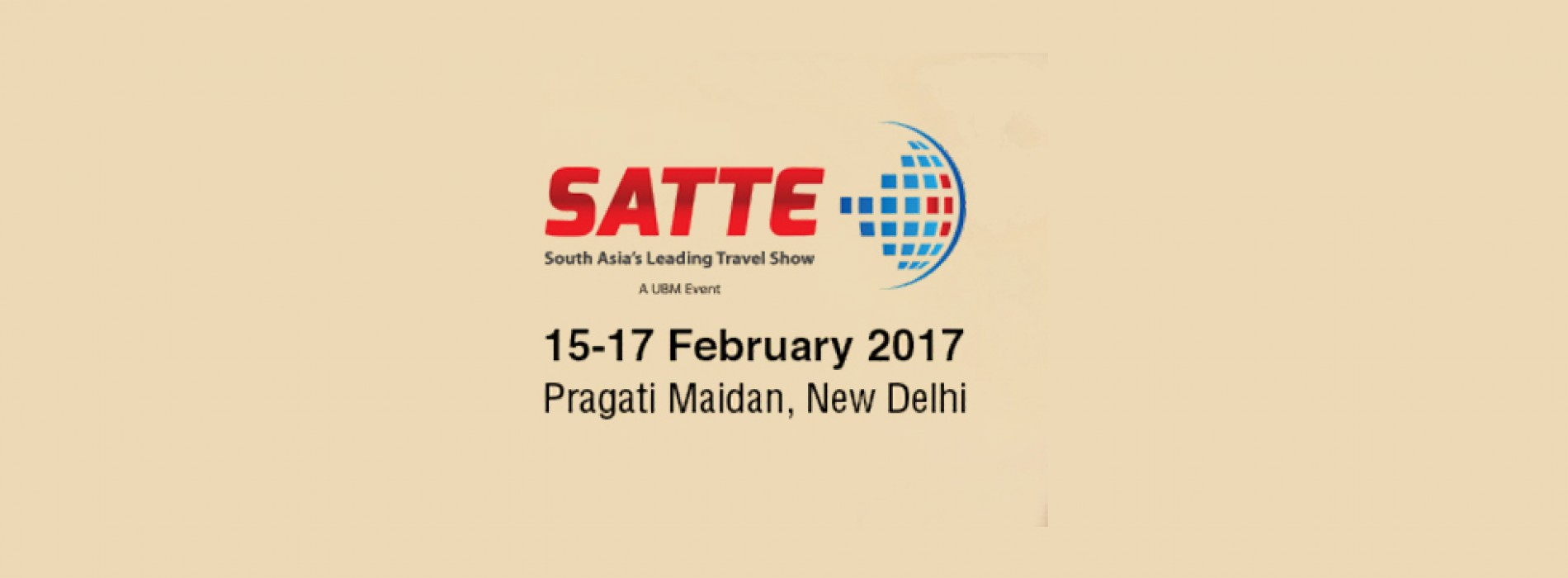 "STB's ""Hands in Partnership"" Journey through 3 cities and YourSingapore pavilion at SATTE 2017"