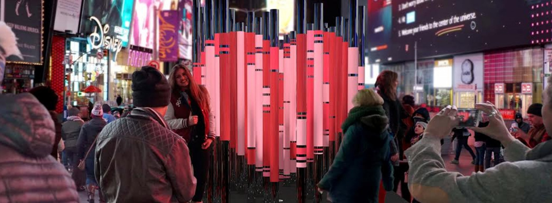 Celebrate Love this Valentine's Day in Romantic New York City