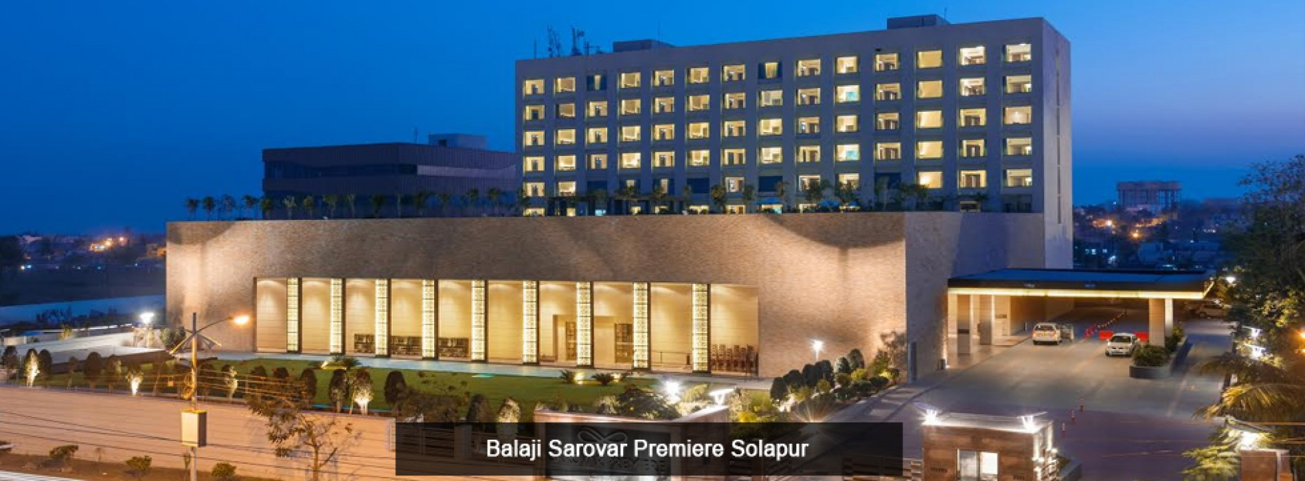 Balaji Sarovar Premiere Solapur receives IGBC's Leed India Gold rating