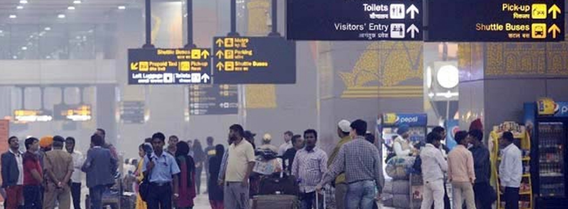 Indian airports face capacity crunch as aviation market booms