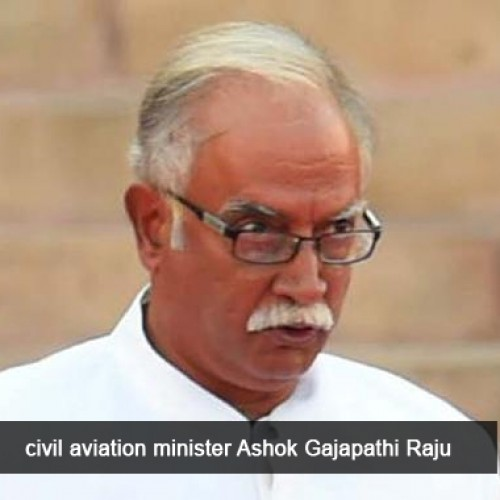 Indian skies safest action taken against erring pilots: Ashok Gajapathi Raju