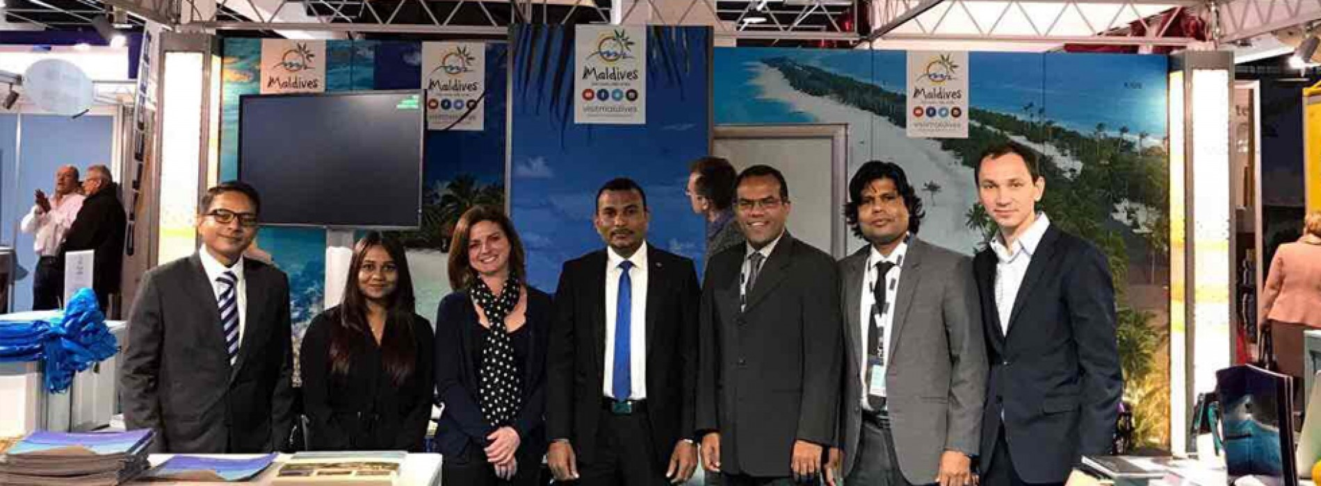 Maldives Shines at the largest Swiss Holiday & Travel Fair – FESPO