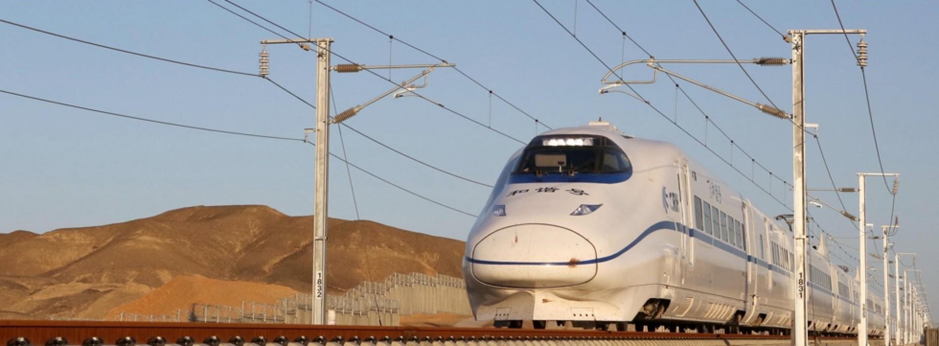 Railways to use hi-tech survey for high-speed train corridor