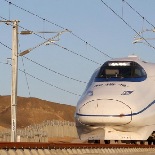 Railways to use hi-tech survey for high-speed train corridor