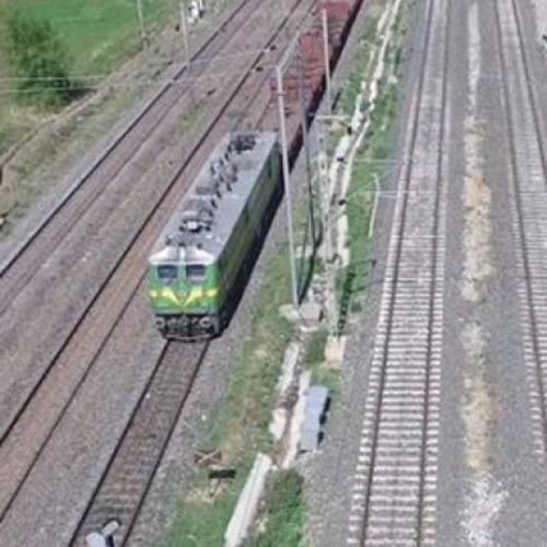 Aerial survey of Mumbai-Ahmedabad high speed rail route