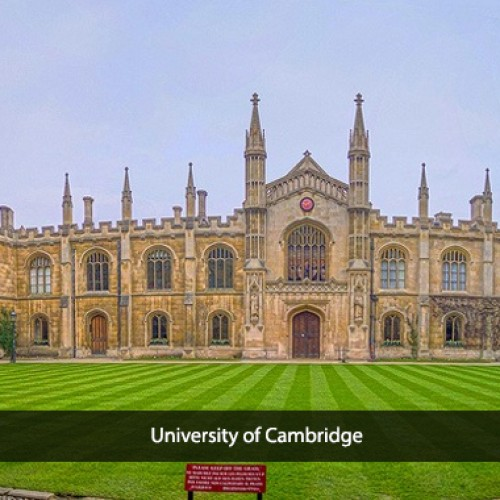Cambridge staff will now travel to India to interview applicants