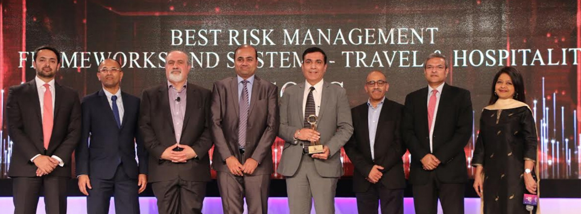 SOTC wins Best Travel and Hospitality Risk Management Award 2017