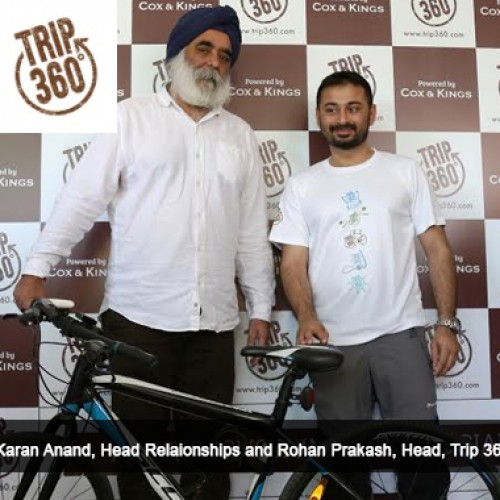 Trip 360º powered by Cox & Kings redefines Outdoor Adventure Tourism in India