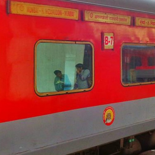 Travel in Rajdhani, Shatbadi at mail/express fare from April 1