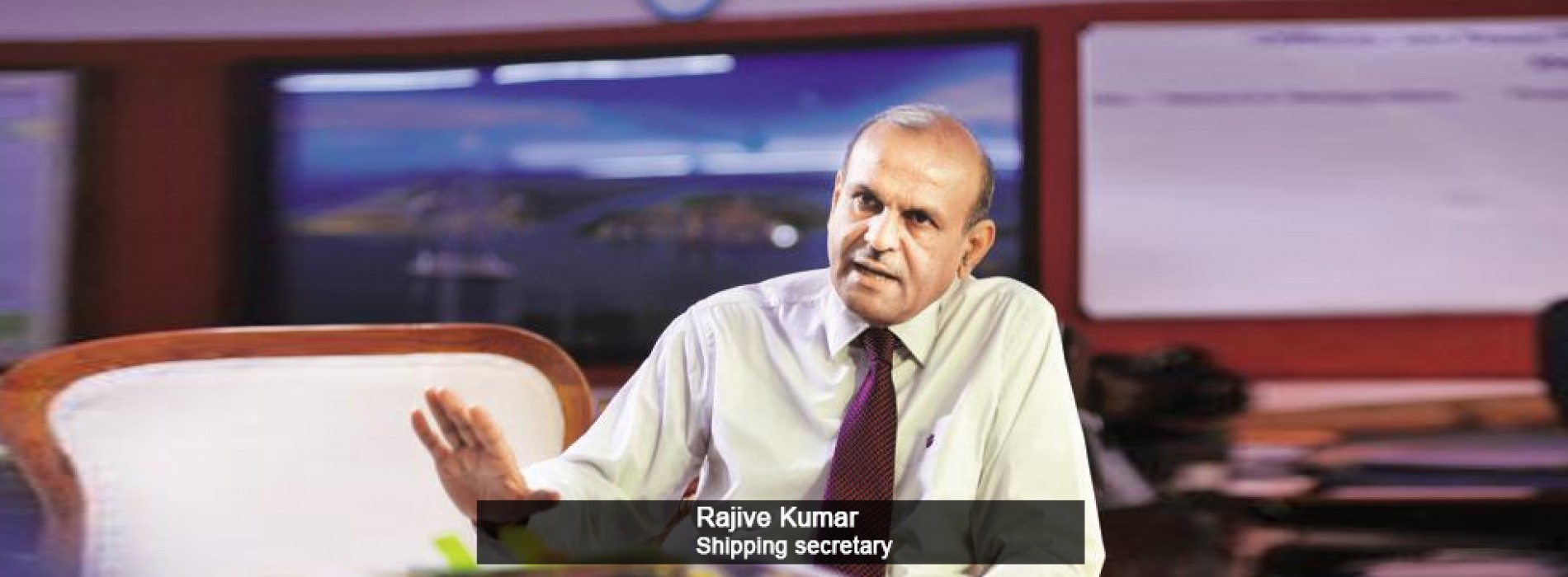 Recommendations on infra, policies, tax for cruise tourism soon: shipping secretary