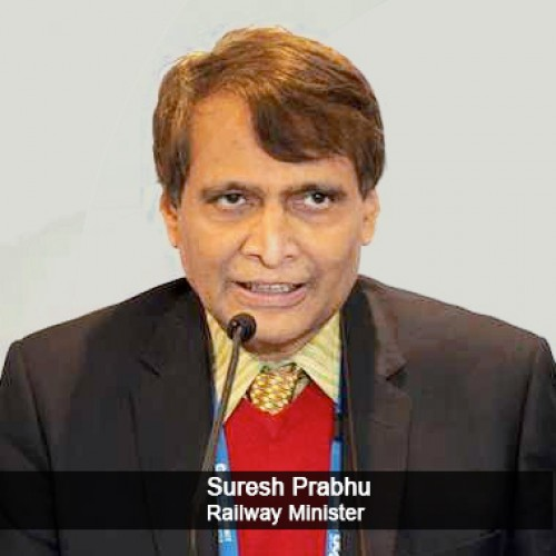 Bullet train, Modi's dream project is very much on the cards says Suresh Prabhu