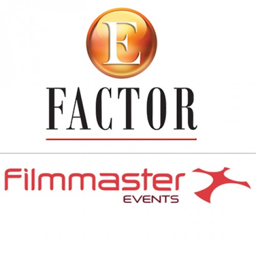 E Factor Entertainment and Filmmaster Events form joint venture with to introduce specialized events in India