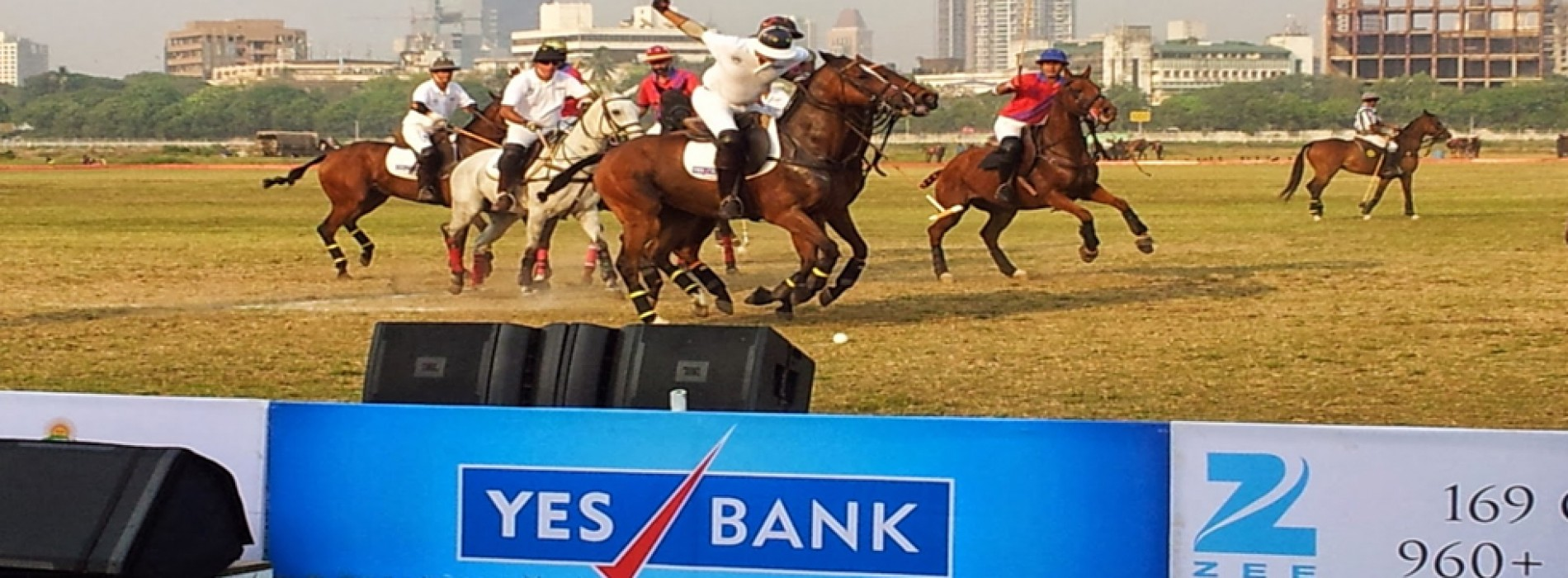 Argentina, the world's best polo played in Mumbai