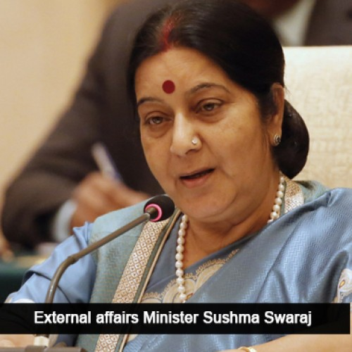US has no advisory on travel to India says Sushma Swaraj