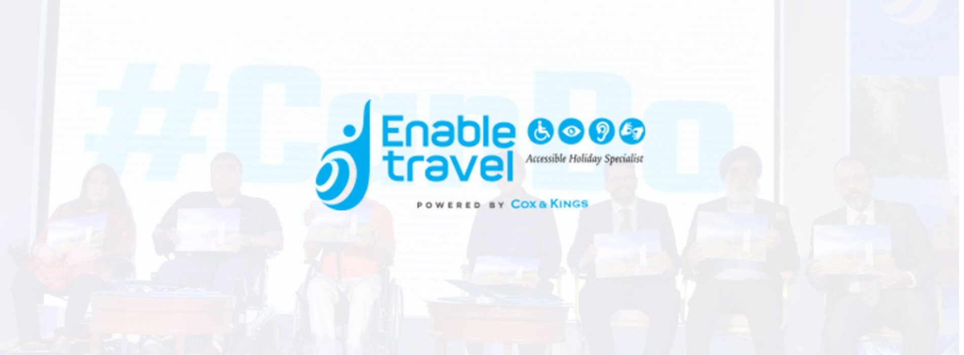 'Enable Travel' powered by Cox & Kings to make travel barrier-free for People with Disabilities