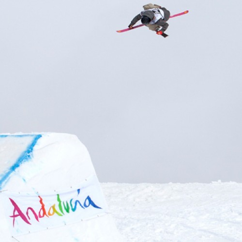 Witness the World Championships of Freestyle Ski & Snowboard in Sierra Nevada Ski Resort till 19th March in Andalusia, Spain