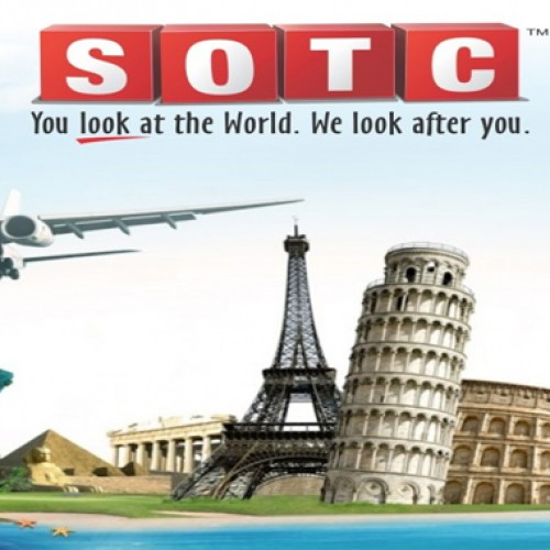 SOTC enters the Travel E Commerce space with the launch of its all new www.sotc.in