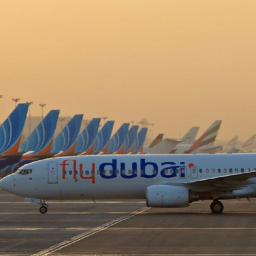 flydubai celebrates International Women's Day