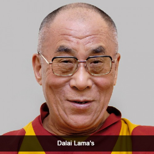 No control over Dalai Lama's travel plans: India