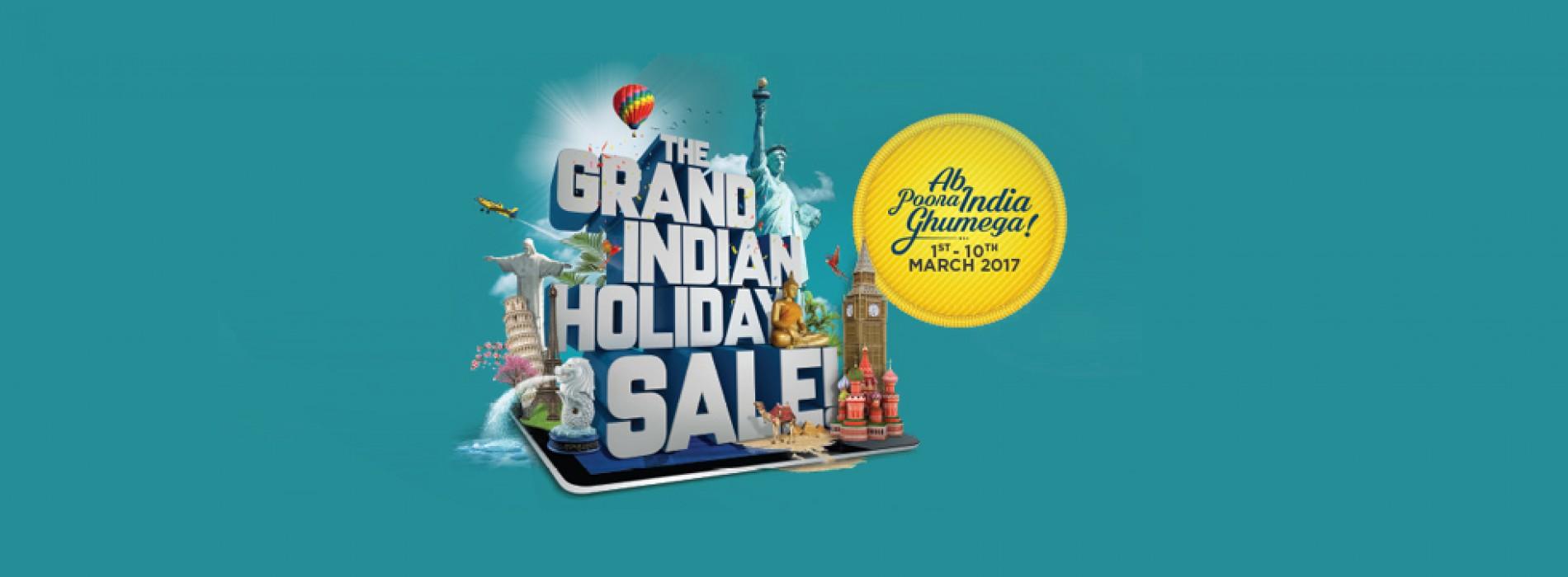 Thomas Cook India creates a strategic annual property to expand India's holiday market