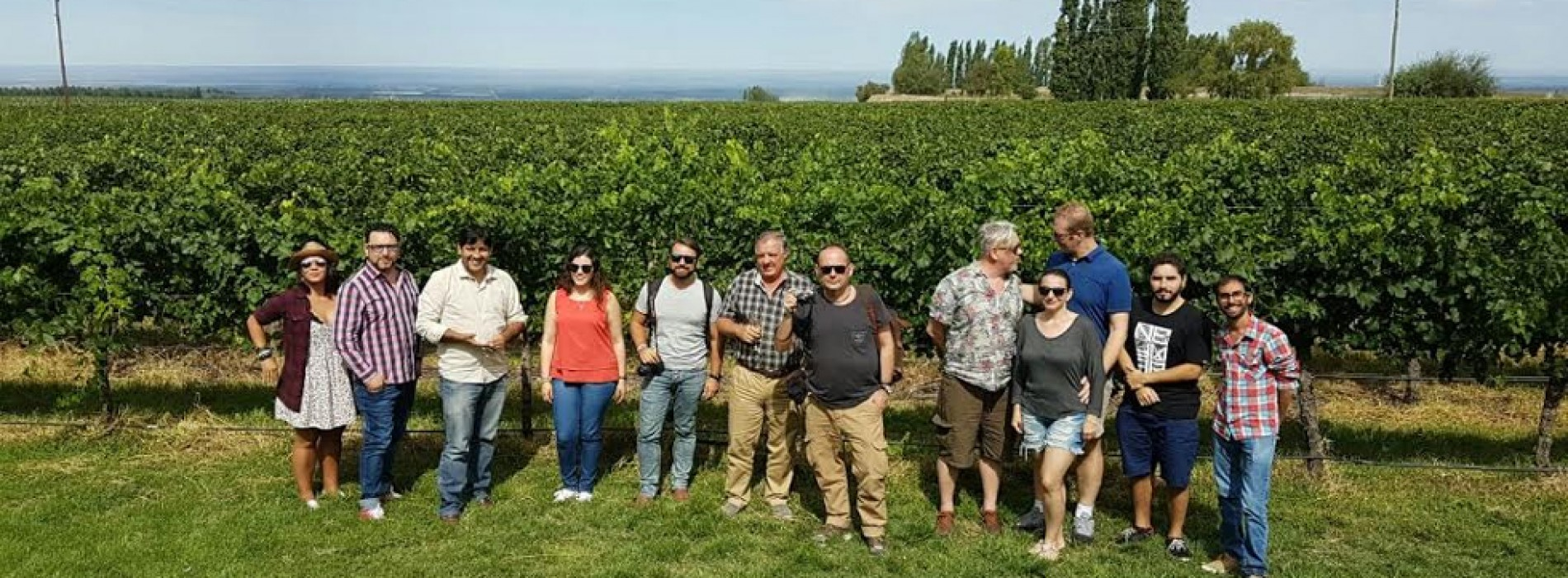 International journalists toured Mendoza and Buenos Aires