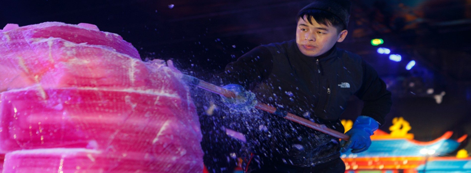 Kung Fu Panda Adventure Ice World with the DreamWorks All-Stars returns to The Venetian Macao