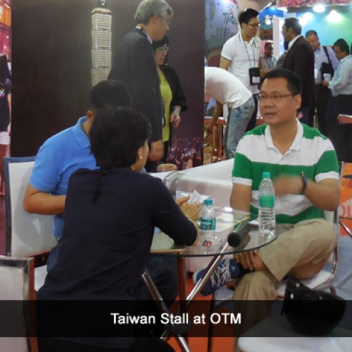 Taiwan Tourism Bureau participates in OTM 2017 and holds Workshops in Mumbai and Bengaluru