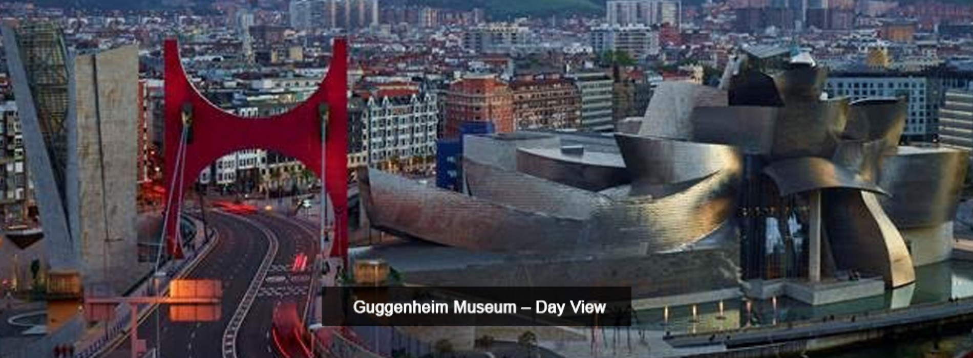 Spain celebrates 20th anniversary of Guggenheim Museum, Bilbao
