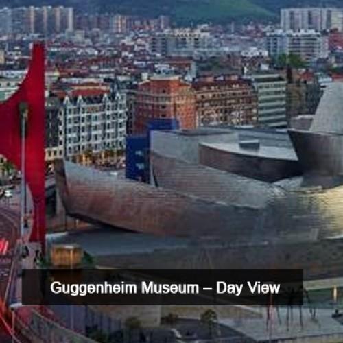 Spain celebrates 20th anniversary of Guggenheim Museum, Bilbao