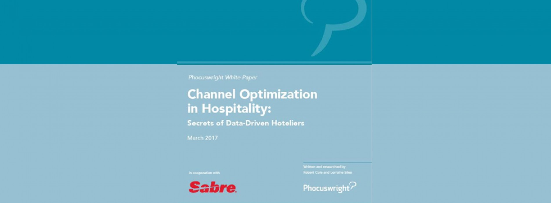 Channel Optimization: The Secrets of Data-Driven Hoteliers