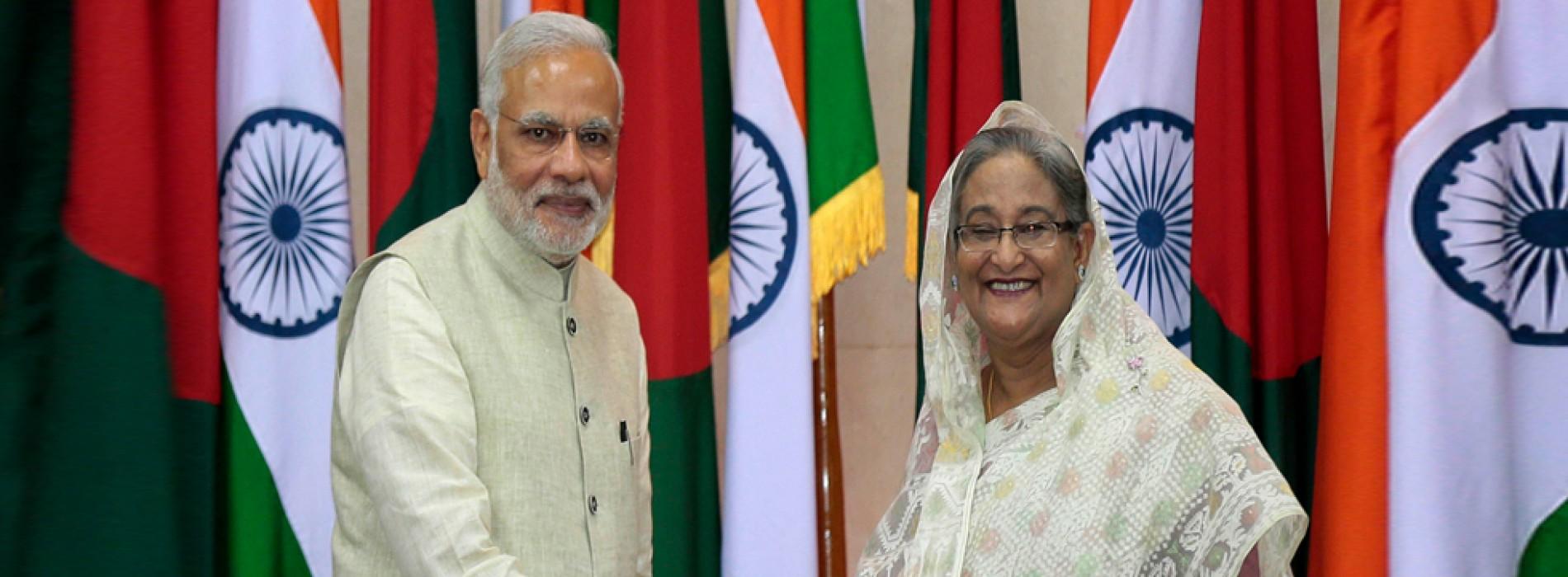 India and Bangladesh agree Cruise, Cargo initiatives