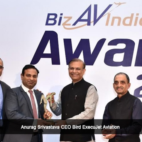 Bird ExecuJet partners with Honeywell India